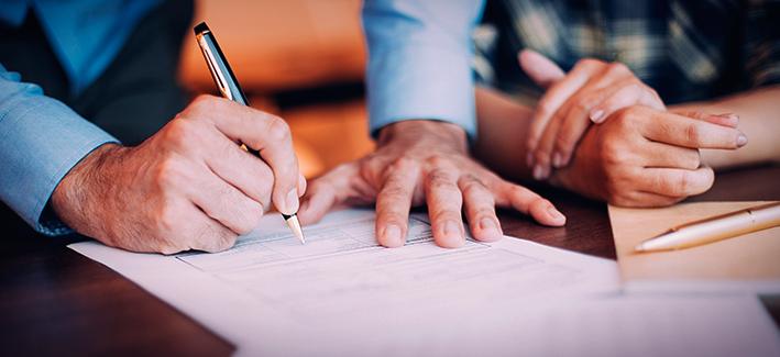 услуги юриста по составления договоров
